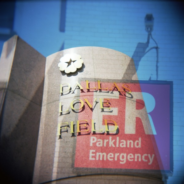 Dallas Love Field and Parkland Emergency Room